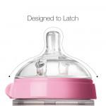 Comotomo Baby Bottle, Pink, 150 ml