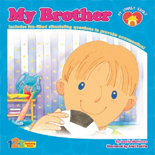 My Lovely Family Series  My Brother Book