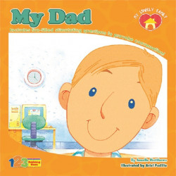 My Lovely Family Series My Dad Book