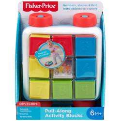 Fisher-Price Pull Along Blocks