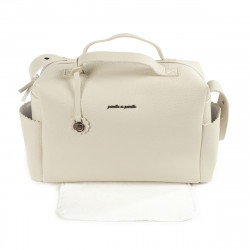 Pasito a Pasito Changing Bag Beige Biscuit