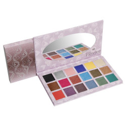 Forever52 Dramatic Eyeshadow Palette DBE005 Color