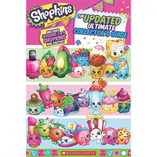 Scholastic: Shopkins: Updated Ultimate Collector's Guide