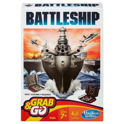 Hasbro - Battleship Grab & Go