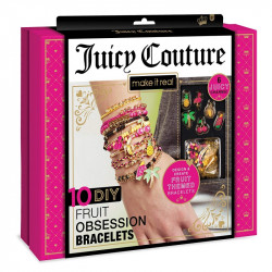 Make It Real Juicy Couture 10 DIY Fruit Obsessions Bracelets