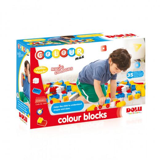 Dolu Color Blocks 35 Pices