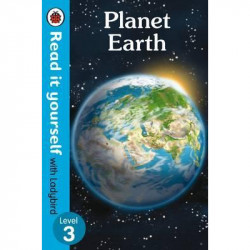Planet Earth - Read It Yourself with Ladybird Level 3 Hardcover, 48 Pages