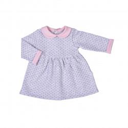 فستان كيتيكات ليلي من 3-6 شهور