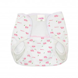 Farlin Baby Cloth Diaper Pant, Medium Size