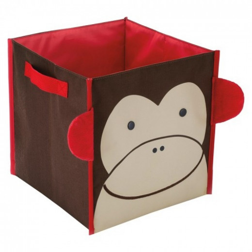 Skip Hop Zoo Large Storage Bin, Monkey