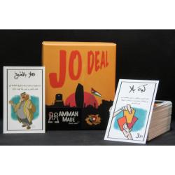 Amman Made Jo Deal Card Game
