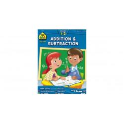 School Zone - Math Basics 1 Workbook