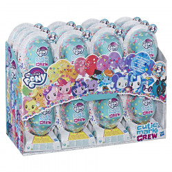 My Little Pony Toy Cutie Mark Crew Series 4 Blind Bag: Beach Day Collectible Mystery Figure