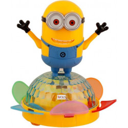 Temson Bump and Go Musical Despicable ME 3 with 4D Light and Sound