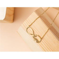 King Hussein Cancer Foundation Hope Necklace