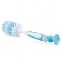 Nuby Bottle and Nipple Brush, Blue