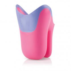 Nuby Rinse Pail, Pink