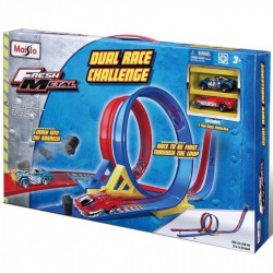 Maisto Fresh Metal Dual Race Challenge