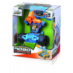 Maisto Remote Control Robo Fighter Approx 5.3 Inches Long Fun RC Toy Gift