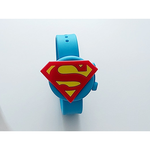 Hygiene Band For Children, Blue superman