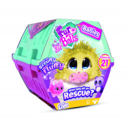 Little Live Scruff-a-Luvs Rescue Pet Soft Toy - Babies Collectables with Multicoloured