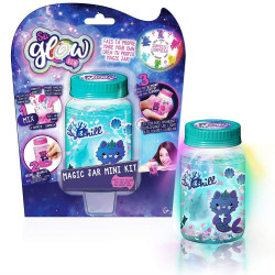 Amusement Toy Canal Toys So Glow Magic Jar 6 Assorted