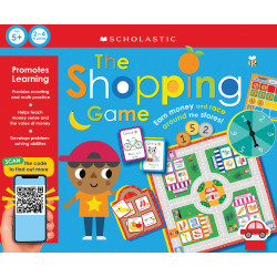 The Shopping Game: Scholastic Early Learners (Learning Game) Novelty Book