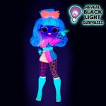 L.O.L Surprise! O.M.G. Lights Speedster Fashion Doll with 15 Surprises