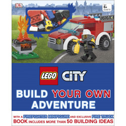 Lego (R) City Build Your Own Adventure : With minifigure and exclusive model