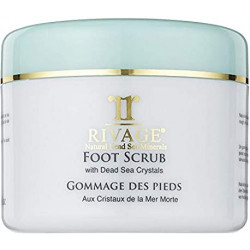 Rivage Foot Scrub with Dead Sea Crystals - 250 ml