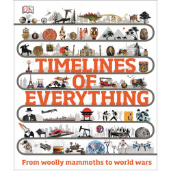 Timelines of Everything : From woolly mammoths to world wars
