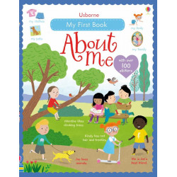 Usborne My First Book About Me