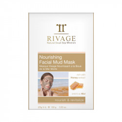 Rivage Nourishing Facial Mud Mask with Honey - 100 ml