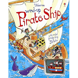 Usborne Wind-up Pirate Ship