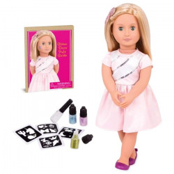 Our Generation Rosalyn Tattoo Doll