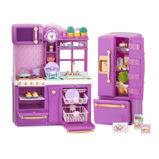 Our Generation Gourmet Kitchen - Lilac