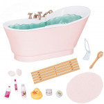 Our Generation Deluxe Bath & Bubbles Playset