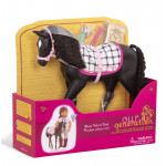 Our Generation: Black Velvet Foal - Posable Figure