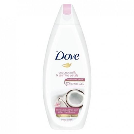 Dove Purely Pampering Coconut Milk with Jasmine Petals Body Wash 500ml