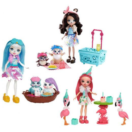 Enchantimals Doll & Animal Themed Pack Assortment, 1 Pack, Random Selection