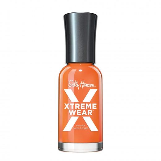 Sally Hansen Sun Kissed - A Vibrant Orange Nail Polish 12ml