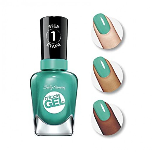 Sally Hansen Miracle Gel Nail Color, Style Maker, 0.5 Ounce