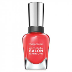 Sally Hansen Kook A Mango Vibrant Orange-Red Nail Polish 14.7ml