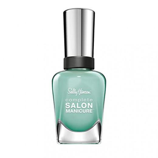 Sally Hansen Complete Salon Manicure Shade 672, Jaded 14.7 ml