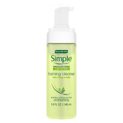 Simple Kind to Skin Foaming Facial Cleanser Facial Care 5 oz