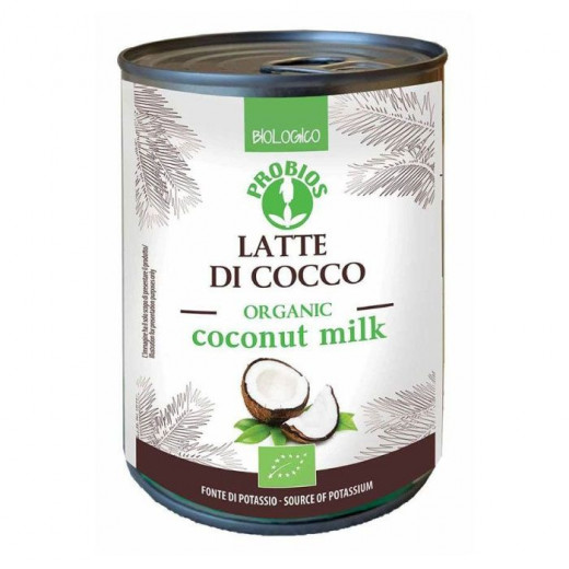 Probios Organic Coconut Milk 400ml