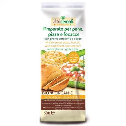 Probios Gluten-free preparation for buckwheat and sorghum bread 500gr