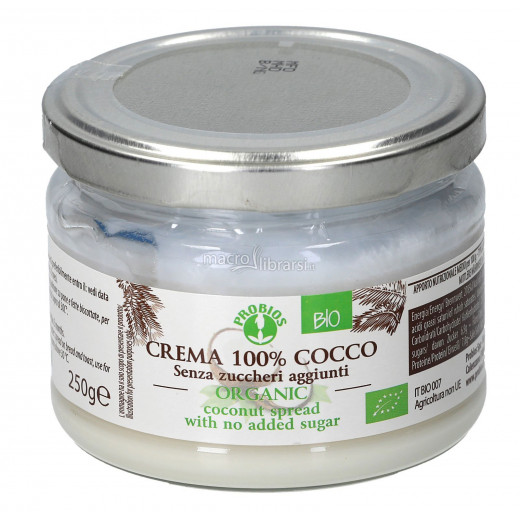 Probios  Organic Crema 100% Coconut Spread