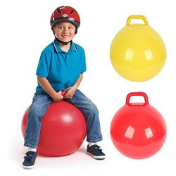 Children's ball Baby bounce 1 to 3 years old baby Hand grasp -Inflatable ball - Pink Ben 10
