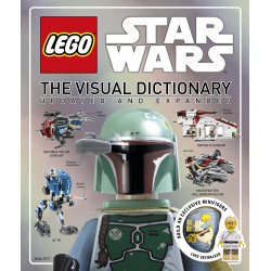 LEGO (R) Star Wars The Visual Dictionary : With Minifigure